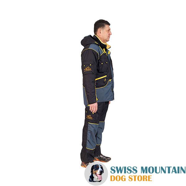 Water Resistant Bite Suit for Training